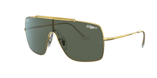 Ray-Ban RB3697 WINGS II 35 AVIATOR