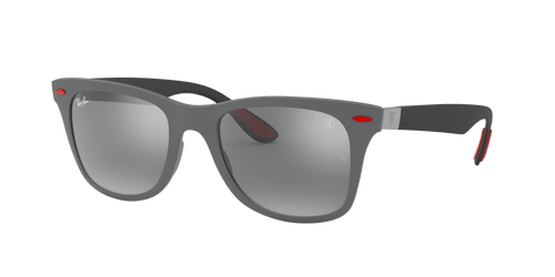 Ray-Ban RB4195M SCUDERIA FERRARI COLLECTION 52 FERRARI