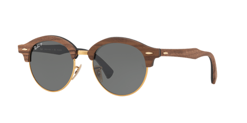 Ray-Ban RB4246M CLUBROUND WOOD 51 CLUBMASTER