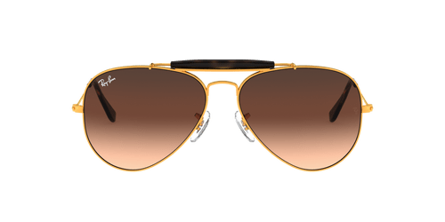 Ray-Ban RB3029 OUTDOORSMAN  62 AVIATOR