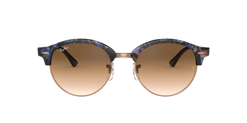 Ray-Ban RB4246 CLUBROUND FLECK 51 CLUBMASTER