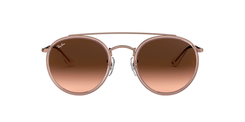 Ray-Ban RB3647N ROUND DOUBLE BRIDGE 51 ROUND