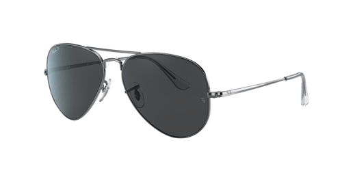 Ray-Ban RB3689 AVIATOR METAL II 62 AVIATOR