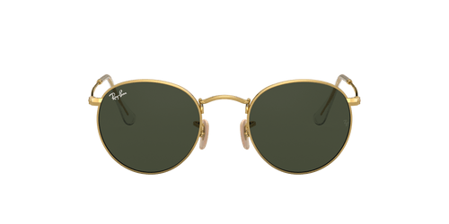 Ray-Ban RB3447 ROUND METAL LEGEND GOLD 50 ROUND
