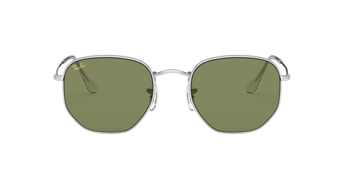 Ray-Ban RB3548N HEXAGONAL FLAT LENSES 51 I-SHAPE