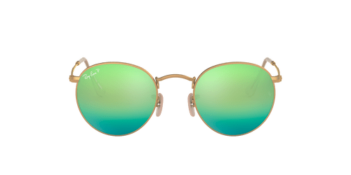 Ray-Ban RB3447 ROUND METAL 50